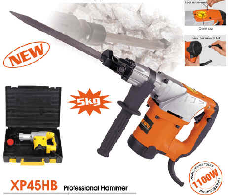 picture of demolition hammer XP45HB