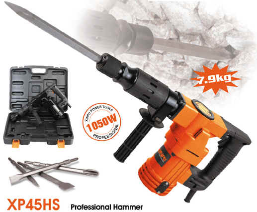 picture of demolition hammer XP45HS